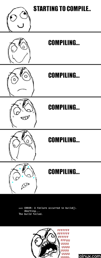 Compiling Rage